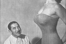 Joaquin Alberto Vargas & his Pin Ups! / It's all about Joaquin Alberto Vargas & his Pin Ups!