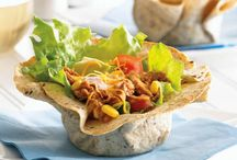 Cinco De Mayo Tuna Recipes / Give your Cinco De Mayo festivities a kick with these appetizer and meal recipes, featuring tuna. Olé!
