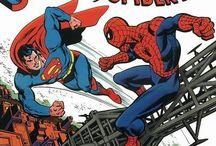 Comic Mashups, Comic Books, Indie Comics / by Daniel Selden