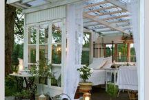outdoor bedroom etc