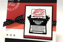 Stampin' Up Cards I Love / by Susi K