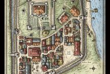 Maps for dnd ideas