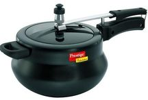 Prestige Pressure Cooker / Magickart offer to sell familiar Prestige branded pressure cookers online with free shipping in India.