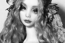 Shupa Dubrova -Art Doll