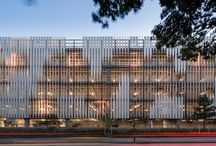 materials & fasades