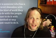 Chris Brogan Freaks Shall Inherit the Earth Quotes