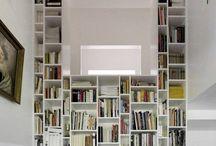 Build in shelves