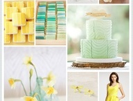 TRIBEbride / whether you're planning a huge green and gold soiree or a smaller, subtle mint and yellow get together - freshly wed is here to document every step of the TRIBEbride experience | www.freshlywed.com / by Caitlin Elizabeth Photography