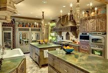 Kitchen Design / by Maher Mashaal
