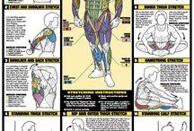 stretching generale