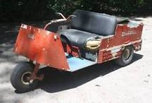 Antique/Vintage Golf Carts