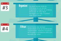 Infografias de Curación Contenidos