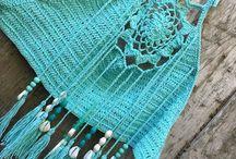 croptops crochet