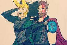 Marvel guys