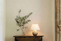 Wedding in Provence / Sobriété, épuré, olive tree, texture, lumière, organique, délicat, rustique, minimaliste