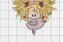 Broderie Petite Fille