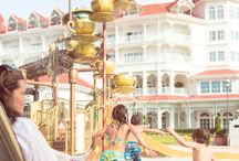 Disney's Grand Floridian / Disney's Grand Floridian Resort & Spa is a Deluxe Resort located in the Magic Kingdom resort area on the monorail loop.