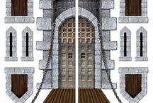 doors & windows / by Susan Spivey