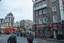 Englanti/Lontoo