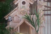 Rumah Burung Buatanku (My Bird House)