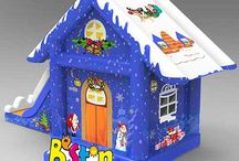 Various Christmas themed bounce house for Sale