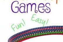 hula hup games
