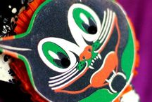 Kitty kats; spookykat / by Natalie Ann