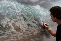 Meri ja aallot