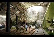 Architecture / Architecture and Infography that can bring some new ideas to our minds