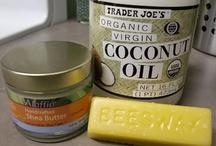 Homemade Beauty Supplies