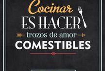 Frases de cocina
