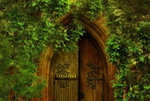 Doors/Gates/Archways / by ## Delana ##