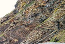 Amazing geological shapes