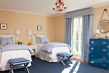 Charming Guestroom Ideas / www.normandyhomes.com