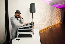 Expressway Music DJ Photos / Photos of our amazing dj's and their set ups.