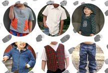 Sewing for the boys / Clothes, patterns and ideas for sewing for my boys