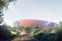 Architecture - Stadiums