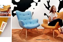 ROOMFACTORY.sk - Naše stoličky a kreslá | realizované objednávky / Výber fotografii niektorých zaujímavých produktov, ktoré sme úspešne odovzdali našim zákazníkom.
