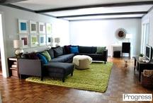 Home - Living room... hall