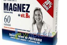 Coś dla zdrowia! / Na jesienne przeziębienia, suplementy diety. Wszystko dla zdrowia :)