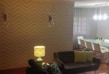 Decoração Integral – Sala de estar + Sala de jantar / Decoração Integral – Sala de estar + Sala de jantar