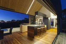 Kitchen in large space - Konyhák nagy térben