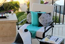 Mobile Spa Setups in Los Cabos / Different setups we have done all around Los Cabos for your luxury mobile spa experience. Massage, facials, mani/pedi and body treatments all in the privacy of your hotel or villa!