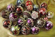 Julekule med nuppereller