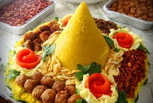recipe to make / nasi tumpeng