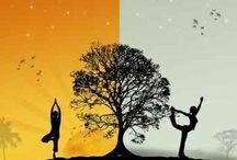 Ha Tha yoga studio ideas / Ideas for a new studio