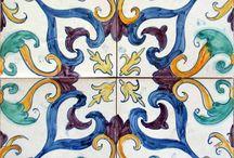 Posteres azulejos portugueses / Azulejos