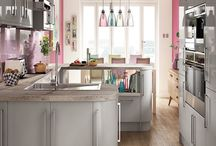 Get The Look > Pewter Kitchen