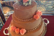 Princess Cruises wedding cake / Cakes