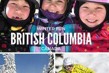 British Columbia / Explore British Columbia with these British Columbia travel tips and British Columbia itineraries.